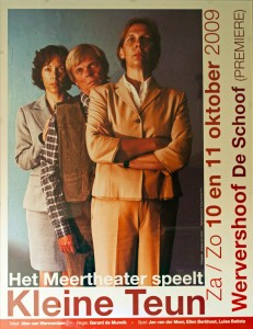 poster Kleine Teun